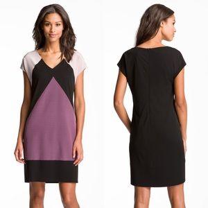 SUZI CHIN FOR MAGGY BOUTIQUE Shift Dress